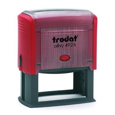 Sello automático con placa Printy 4926 Trodat