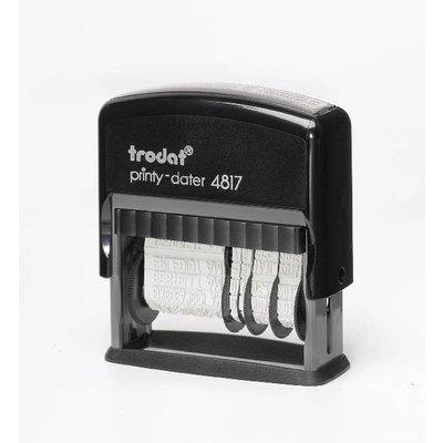 Formulario fechador automático Trodat 4817