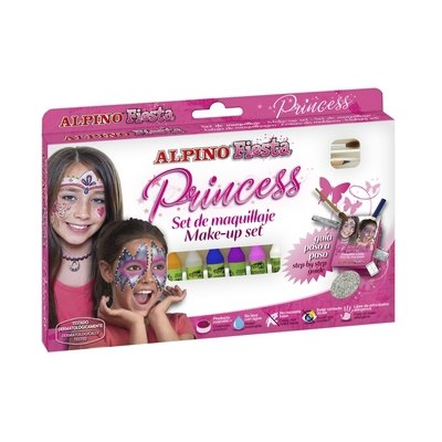 Set de maquillaje Alpino Princess