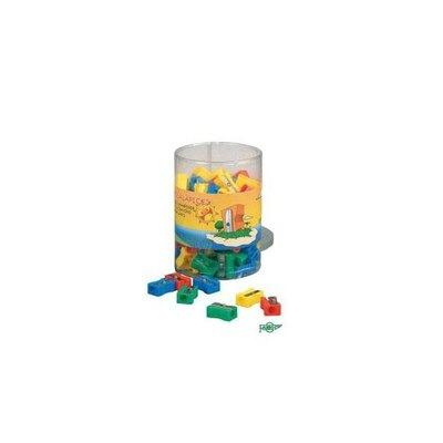 Sacapuntas de plástico Faibo