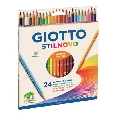 Lápices de colores Giotto Stilnovo F25650000