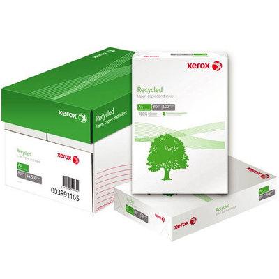 Papel fotocopiadora reciclado 80g Xerox RH08003045