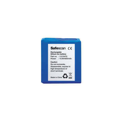 Bateria de litio recargable Safescan LB-105 112-0410