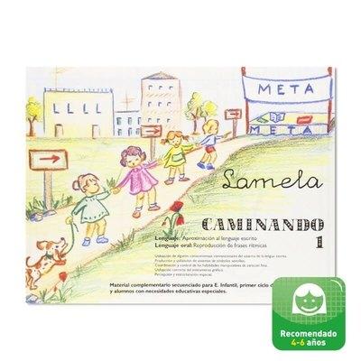 Cuadernillos didácticos Lamela Caminando L02002