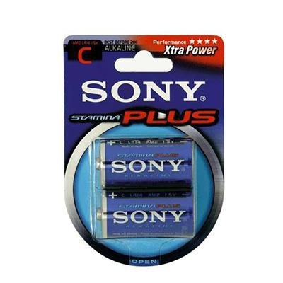 Pila alcalina Sony C AM2B2D