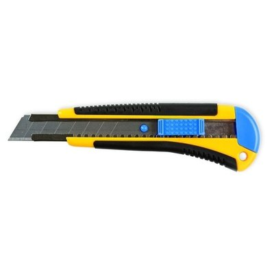 Cutter de oficina metálico 18mm Forpus FO60711