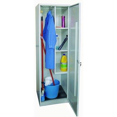 Armario metálico para el material de limpieza AL-1
