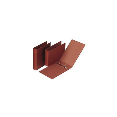 Carpeta de anillas cartón forrado cuero Mariola 582NF6