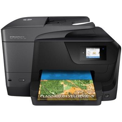 Multifunción inkjet HP Officejet Pro 8710 All-in-One