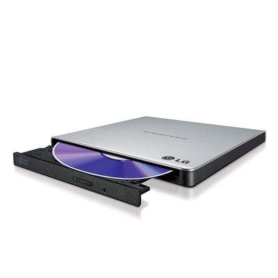 Grabador DVD externo LG Ultraslim GP57ES40 GP57ES40.A