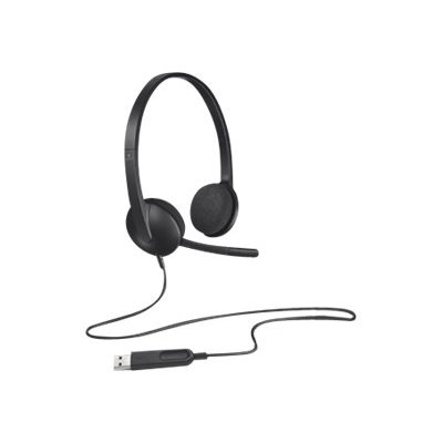 Auricular Logitech USB Headset H340 981-000475
