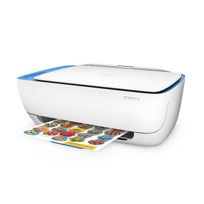 Multifunción Inkjet HP Deskjet 3639