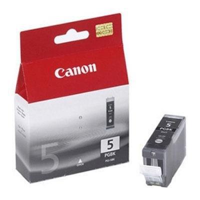 Cartucho inkjet Canon PGI-5 Negro 26 ml 0628B001
