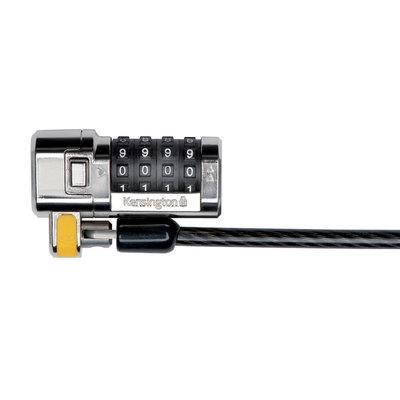 Cable de seguridad para portátil con combinación Kensington ClickSafe®  K64697EU