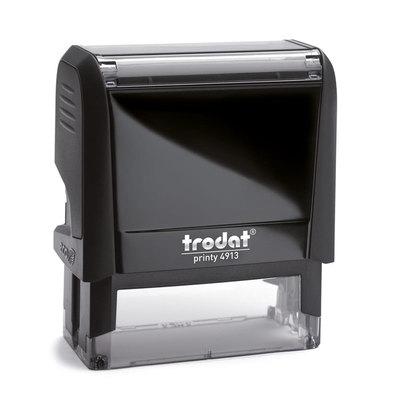 Sello automático con placa Trodat Printy 4913 4913 P4 G