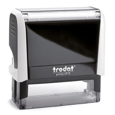 Sello automático con placa Trodat Printy 4915 4915 P4 G