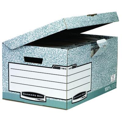 Contenedor de archivo maxi Fellowes Bankers Box System