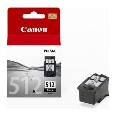 Cartucho inkjet Canon PG-512 Negro 15 ml