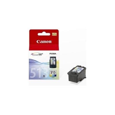 Cartucho inkjet Canon CL-513 Tricolor 13 ml