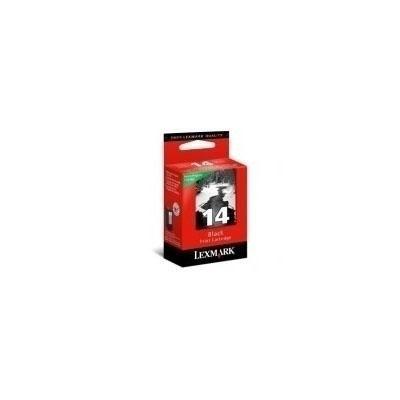 Cartucho Inkjet Lexmark 14 Negro 175 páginas  18C2090E