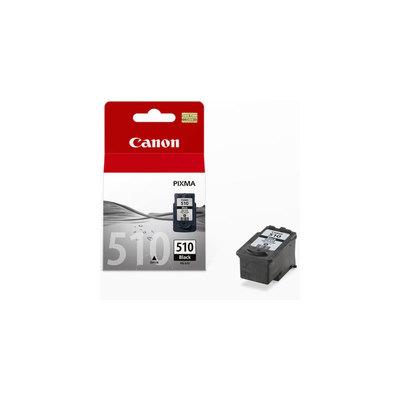 Cartucho inkjet Canon PG-510 Negro 9 ml