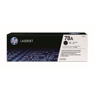 Tóner HP 78A negro 2100 páginas CE278A