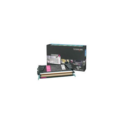 Tóner retornable magenta XXL Lexmark C5340MX 7.000 Páginas