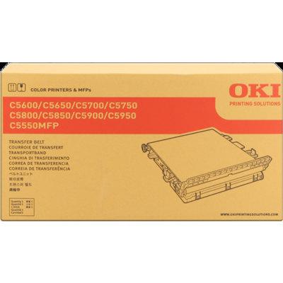 Cinturón de arrastre Oki C5900  60000 páginas 43363412