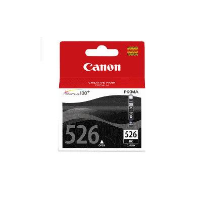 Cartucho inkjet Canon CLI-526 Negro   4540B001