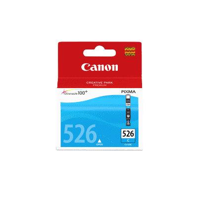 Cartucho inkjet Canon CLI-526 Cian   4541B001
