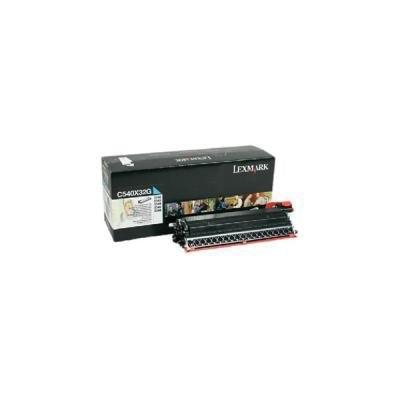 Revelador Lexmark C540 Cian 30000 páginas C540X32G