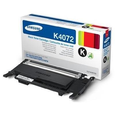 Tóner Samsung  CLT-K4072S negro 1500 páginas CLT-K4072S