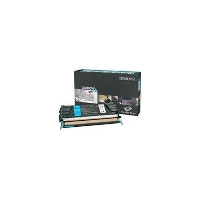 Tóner Lexmark C5240CH cian 5.000 páginas