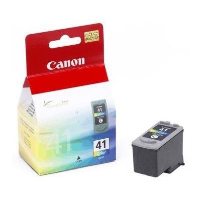 Cartucho inkjet Canon CL-41 Color 9 ml