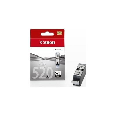 Cartucho inkjet Canon PGI-520  Negro 20 ml