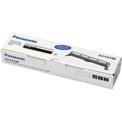 Tóner Panasonic KX-FAT88X negro  2.000 páginas KX-FAT88X