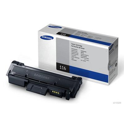 Tóner Samsung MLT-D116S negro 1.200 páginas alta capacidad MLT-D116S/