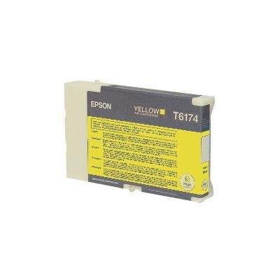 Cartucho inkjet Epson T6174 Amarillo