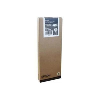 Cartucho inkjet Epson T6181 Negro  XXL