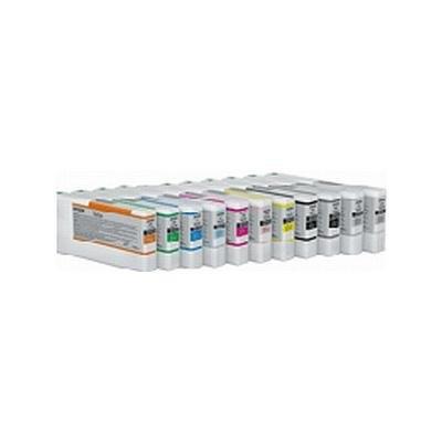 Cartucho inkjet Epson T6534 Amarillo  200 ml C13T653400