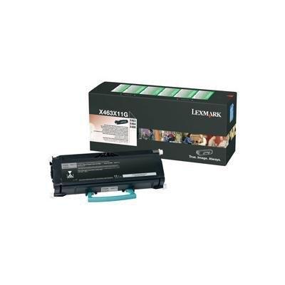 Tóner Lexmark X463X11G negro 15.000 páginas X463X11G