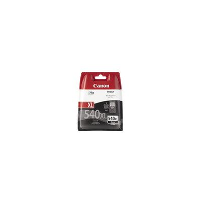 Cartucho inkjet Canon PG-540XL Negro 601 páginas alta capacidad 5222B004