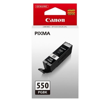 Cartucho inkjet Canon PGI negro PGI 550 15ml 6496B001