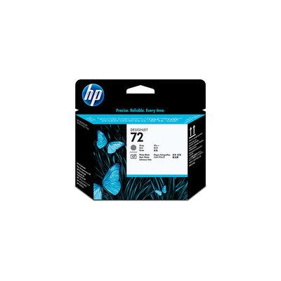 Cabezal impresión HP 72 Negro foto y Gris 1200 páginas