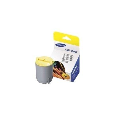 Tóner Samsung  CLP-Y300A amarillo 1000 páginas