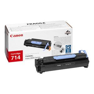 Tóner Canon 714 Negro 4.500 páginas