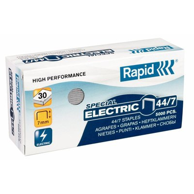 Grapas galvanizadas para gruesos Rapid Strong 44/7 Electric