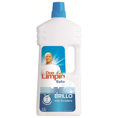 Limpiador para baños Don Limpio