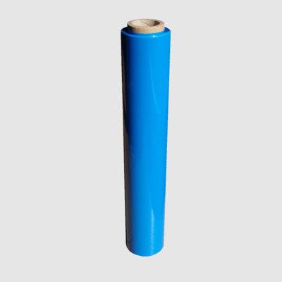 Bobina film exensible 2,2kg 23 micras azul