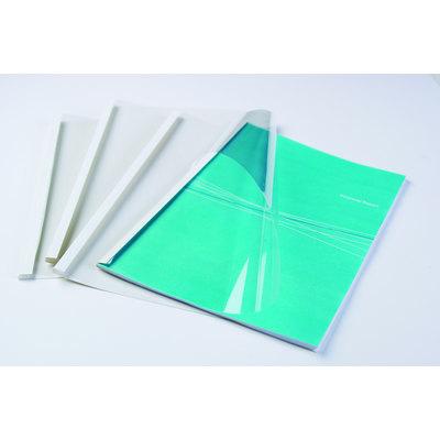 Carpeta de encuadernación térmica Fellowes Coverlight 12 mm. 120 hojas